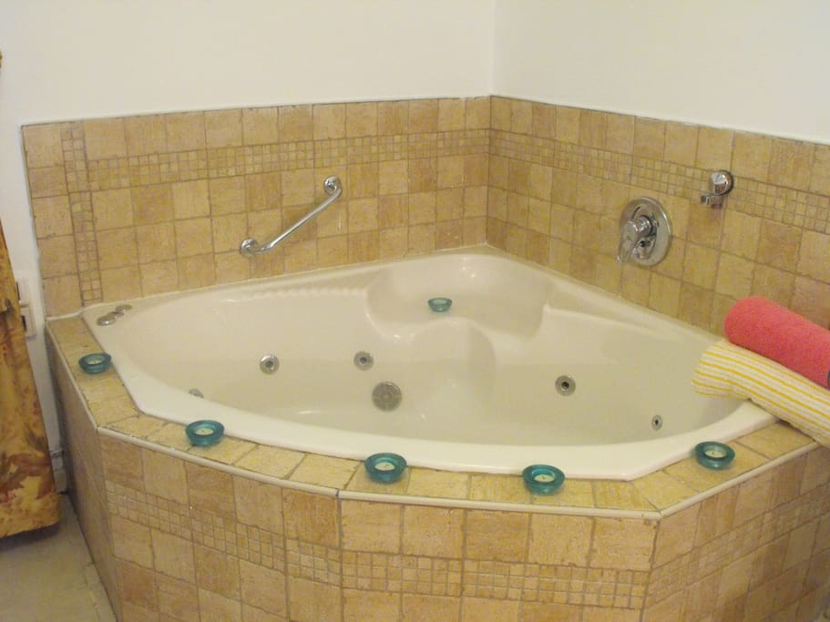 Jaccuzi for your personal private use