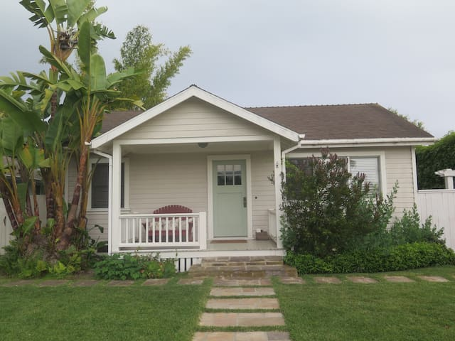Spacious Beach Bungalow. Easy 2 Blk Walk to Beach - Carpinteria - House