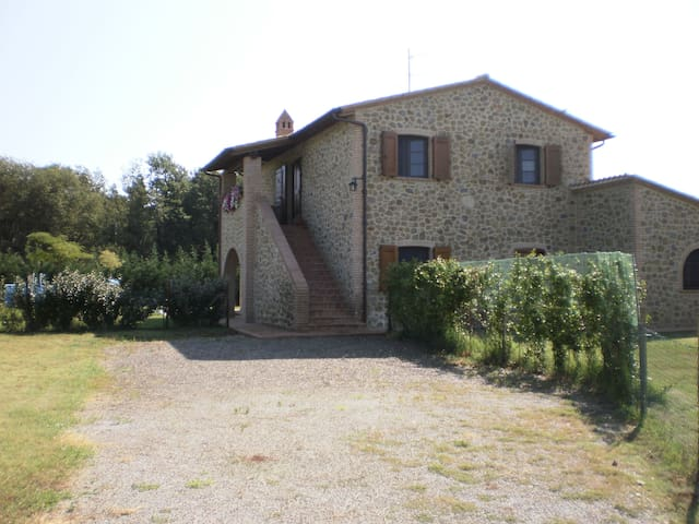 CASA INDIPENDENTE - LA LOGGETTA - Castiglione Del Lago - Loc. Piana - House