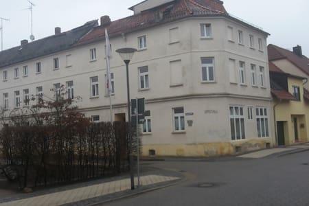 zent. gel. Wohnung für 1-7 Personen - Apartment