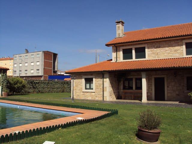 Casa en el Camino de Santiago - Melide