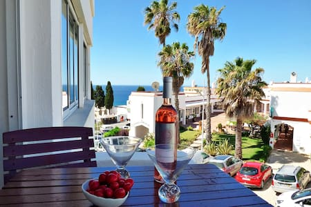 SPACIOUS APT W SEA VIEWS CLOSE TO AMENITIES, BEACH - Albufeira - Wohnung