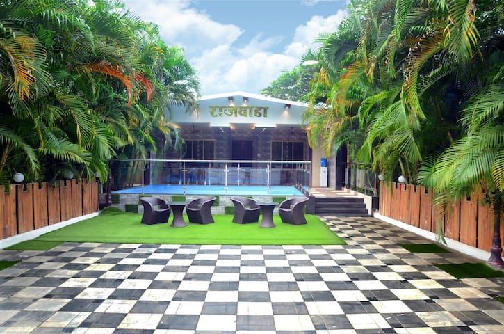 Rajwada Holiday Villa.