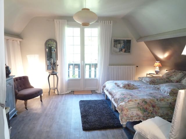 suite Sérénité - Saint-Hymer - Bed & Breakfast