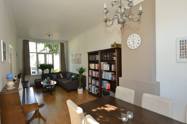 Spacious Apartment Lombok - near Utrecht CS