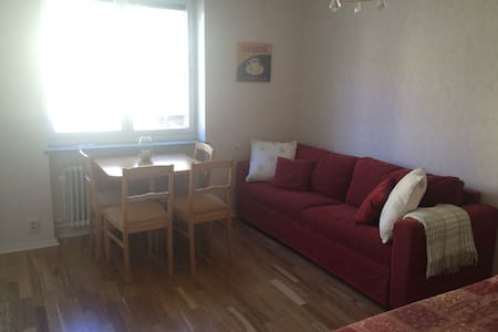 Cozy apartment in the heart of ÖSD - Östersund