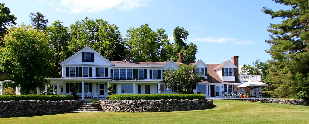 Maguire House Bed and Breakfast - Ashburnham - Szoba reggelivel