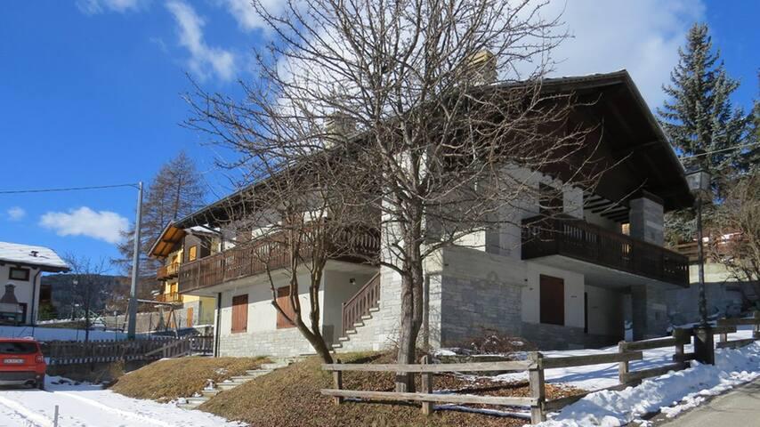 Charmante maison d'été - VAL D'AYAS - Brusson - Casa