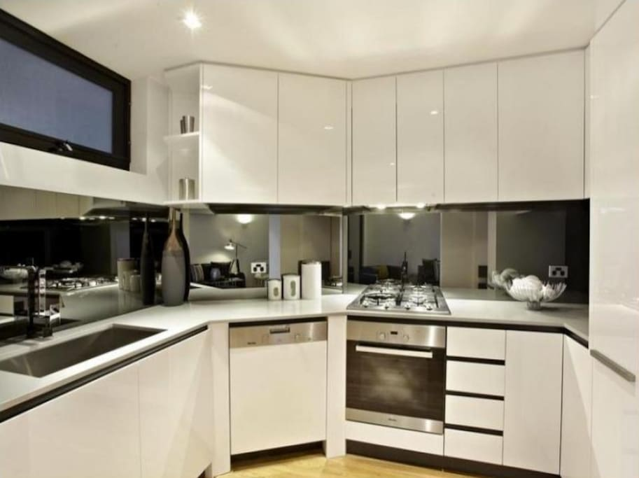 Modern Meile Kitchen
