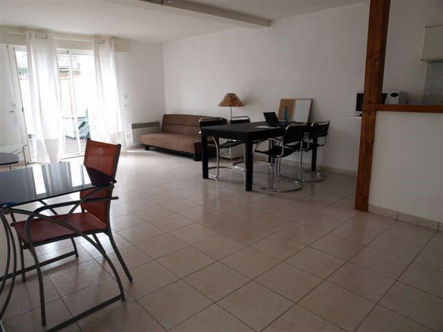 T2 Meublé avec Terasse - Saint-Philbert-de-Bouaine - Apartamento