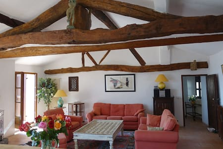 Large village center house 200sqm - Saint-Paul-de-Vence