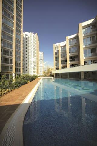Cozy flat 15min to Sabiha Gokcen AP - Pendik Tuzla - Apartment