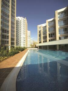 Cozy flat 15min to Sabiha Gokcen AP - Pendik Tuzla - Appartement