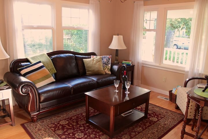 Craftsman BNB in Historic Tacoma - Tacoma - Bed & Breakfast