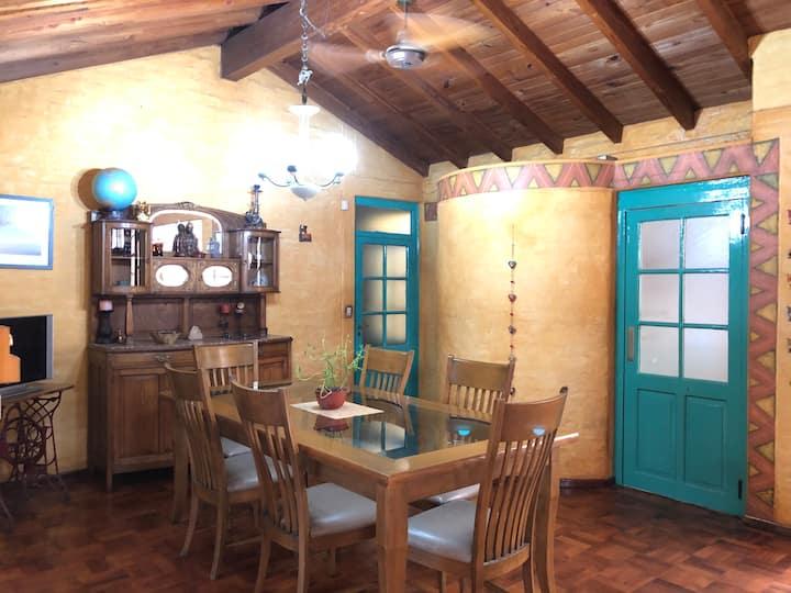 Casa de Huespedes ideal para 4/6 personas!
