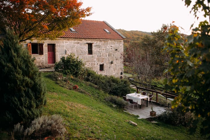 Ecoturismo Aldea de Portomartiño