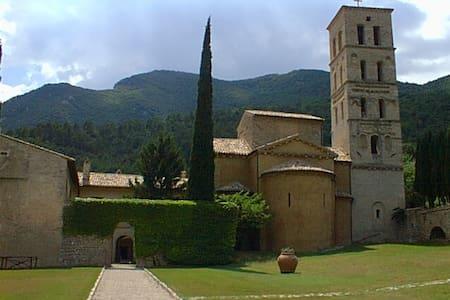 Abbazia San Pietro in Valle - Suite - Macenano (comune di Ferentillo)