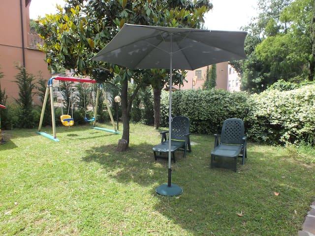 Casa tra verde, mare e pieno relax - Romito Magra