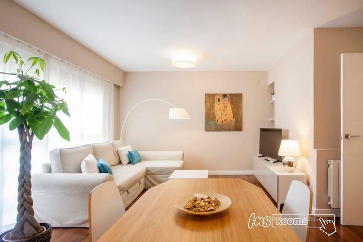 Hi Valencia Cánovas - Apartamento Deluxe Jorge Juan - Tarifa estandar