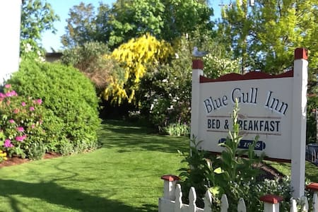Queen sized bed, private bath - Port Townsend - Bed & Breakfast