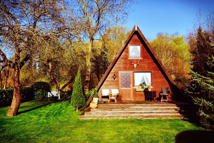 Ostsee Schwedenhaus, Hunde erlaubt - Wangels - House