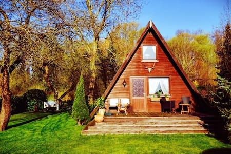 Ostsee Schwedenhaus, Hunde erlaubt - Wangels - บ้าน
