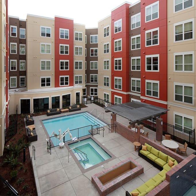 Eugene Oregon Apartments: *Summer* 13th & Olive (1 Bdrm)