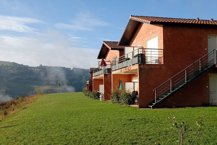Appartement cosy et lumineux avec balcon/terrasse | Coin paisible