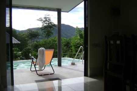 The Pool House - Homestay B & B - Tha Li