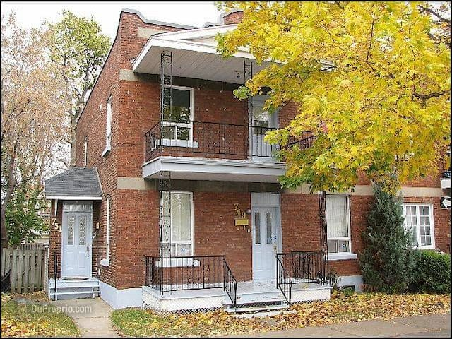 Private, Peaceful & Practical - Montreal - Bed & Breakfast
