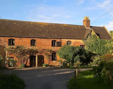 The Lady Catherine room @ Yeldersley Old Hall Farm