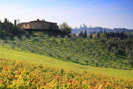 San Gimignano, Montegonfoli SIX - San Gimignano