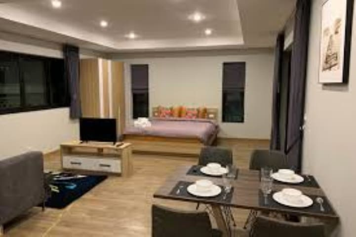 Comfy Family Room at Sivana Place