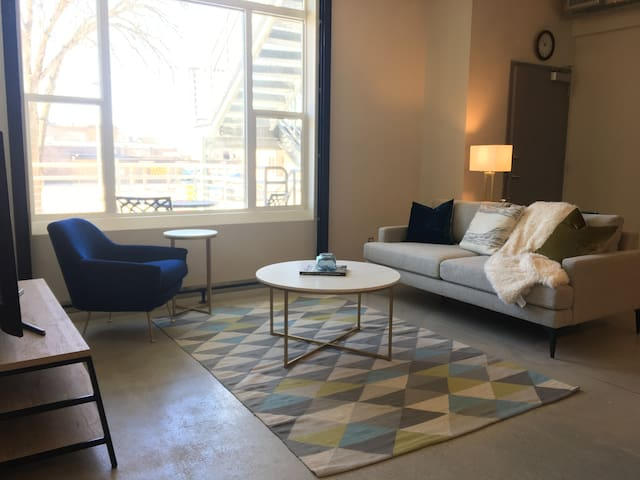 Downtown condo at River Place (#206)