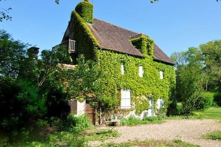 Maison de Campagne XVIII ème siècle - TARDAIS - บ้าน