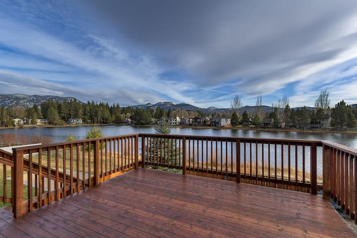 Waterfront villa with sauna and jacuzi - South Lake Tahoe - House