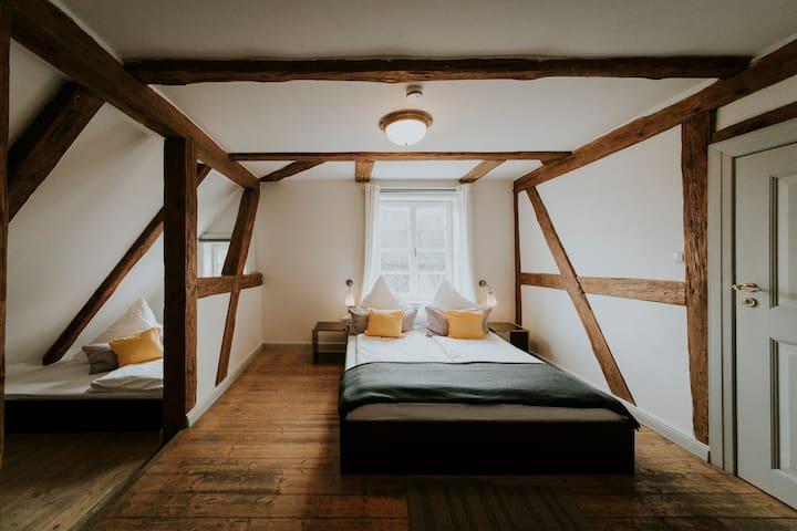 Zimmer 3 - mit Kinderschlafnische