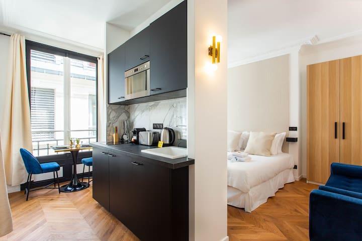 Luxueux appartement II -2P- Champs Elysées