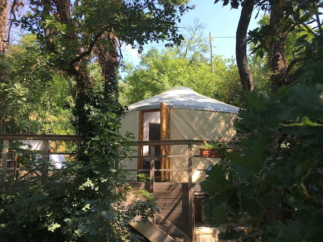 Feel pure nature on L.Stile Glamping