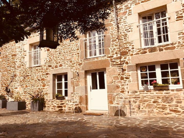 Cottage de charme 4* entre Dinard Dinan St Malo