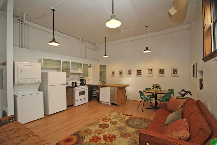 Large Wicker Park Loft - Walk To Everything!