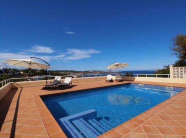 Charming Villa in Cala Moli Sant Josep Ibiza