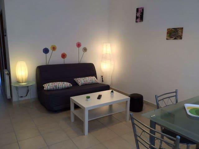 Joli appartement en Cévennes - Bessèges - Huoneisto
