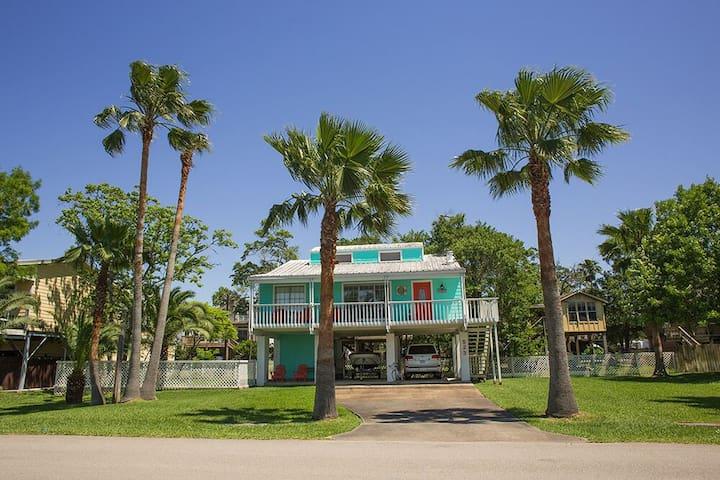 Clear Lake Island Retreat