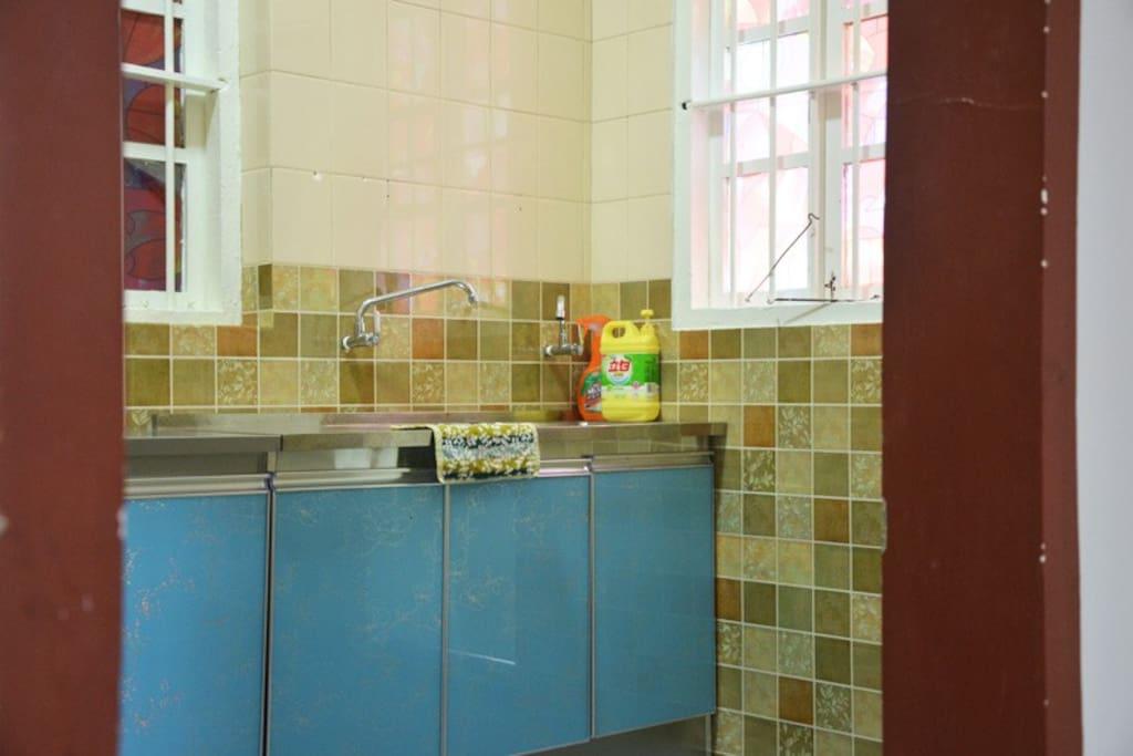 二楼厨房(一)