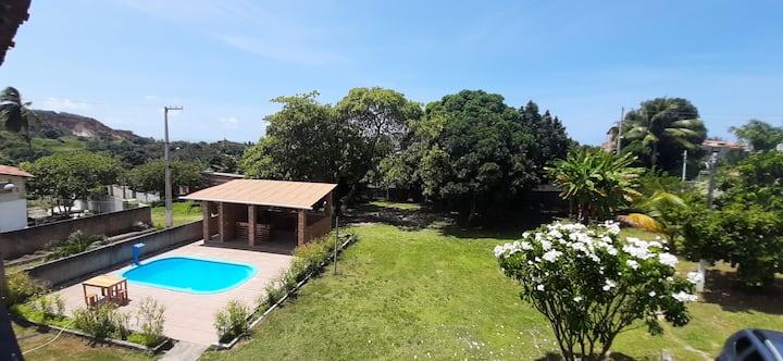 Casa com piscina em Itamaracá - Forte Orange