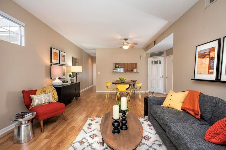 Everything you need | 3BR in Sacramento