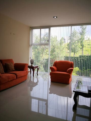 Depto. Ejecutivo Agradable vista! - Executive Apt.