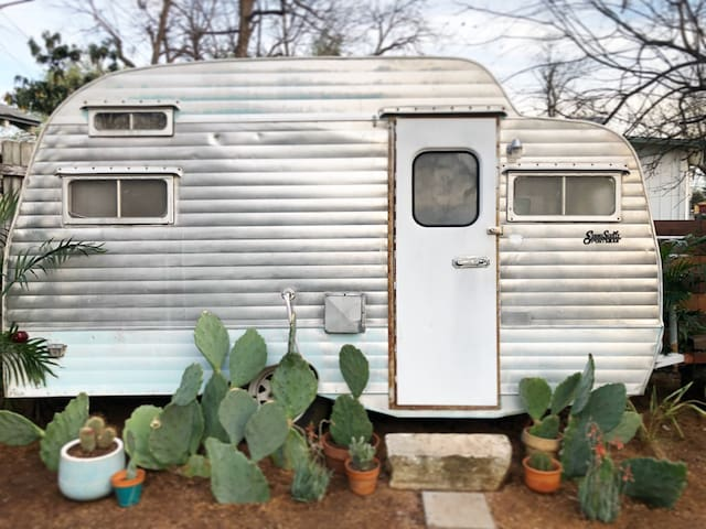 East Central Vintage Camper & Shower House