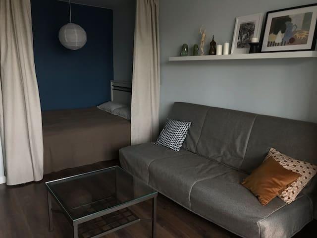 Апартаменты на Дубровке/Apartments near Dubrovka